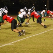 Varsity Football: Cowboys Lose Homecoming Game To Flanagan