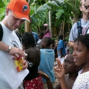 CCHS Student Nick Mashburn Brings Hope To Haiti