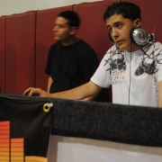 Student DJ's Bring The Music To CCHS