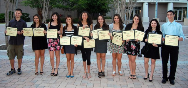 The Lariat Wins Big At Sun Sentinel High School Journalism Awards