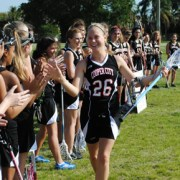 Lacrosse Becomes Official