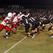 Varsity Football: Cowboys Defeat District Rival Plantation 44-14