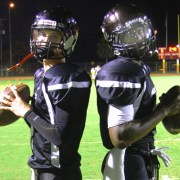 It Takes Two: CCHS Quarterbacks Command The Field