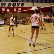 Varsity Volleyball: Cowboys Take Nova Into Overtime