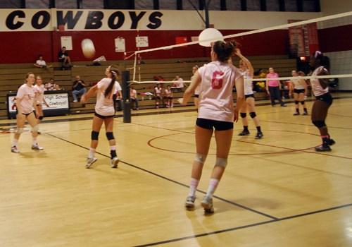 Varsity Volleyball: Cowboys Take Nova Into Overtime