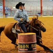 Dallas Williams Rides To Win