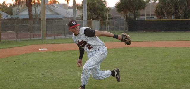 Michael Klement Steps Up To The Plate For Cooper City High School