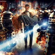 Review: Doctor Who – Asylum of the Daleks