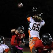Boys Varsity Football: Cowboys Beat MacArthur In A Nailbiter