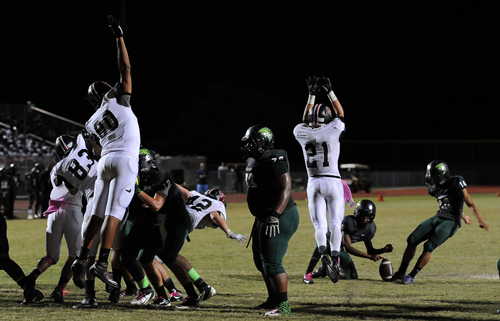 Football: Flanagan Falcons Fly Away With A Win