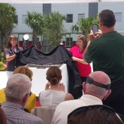 Cooper City High School Holds Dedication Ceremony