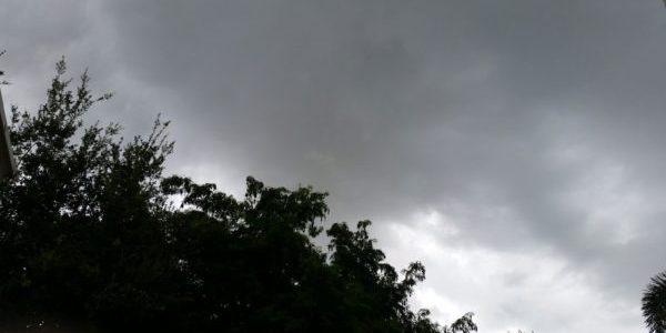 Hurricane Hermine Hits Home