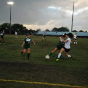 Girl's Varsity Soccer: Lady Cowboys Face Off Against the Western Wildcats