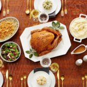 The story behind the stuffing: What we shouldn't forget about on Thanksgiving