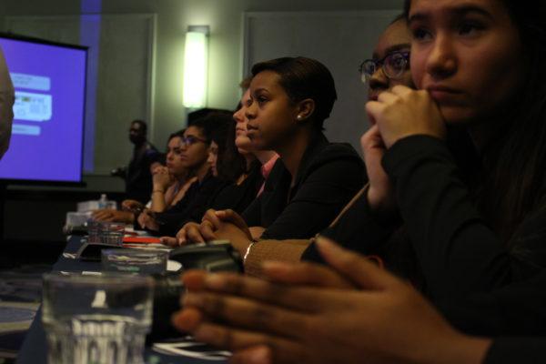 CCHS Journalism Attends National Newspaper Publishers Association