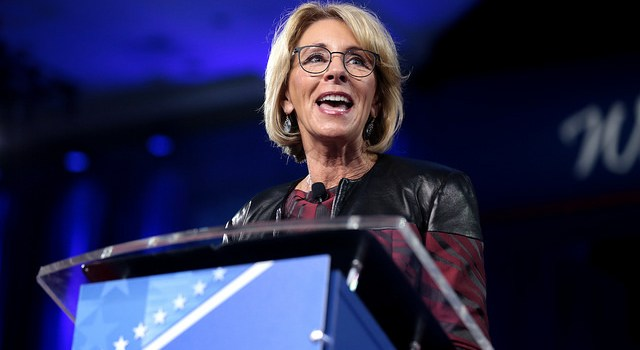 Students React to Betsy DeVos Confirmation