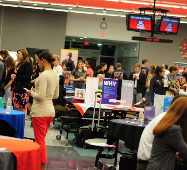 College Fair Comes to CCHS