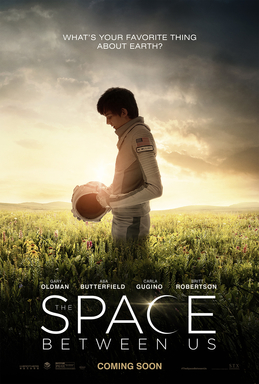 Review: The Space Between Us