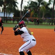 Girls Varsity Softball: Lady Cowboys Play in a District Game Against McArthur and Rivalry Game Against Coral Springs