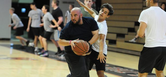 National Honor Society Holds Annual 3v3 Basketball Game To Raise Money For Cancer Research