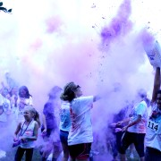 SGA Color Run Raises Over $3,000 for American Cancer Society