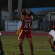 Flag Football: Lady Cowboys Face Off Against West Broward and South Broward