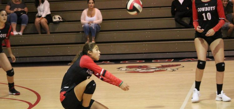Girls Varsity Volleyball: Lady Cowboys begin the season with Orlando tournament