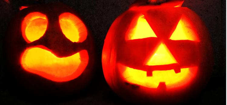 Spooky season starts too soon