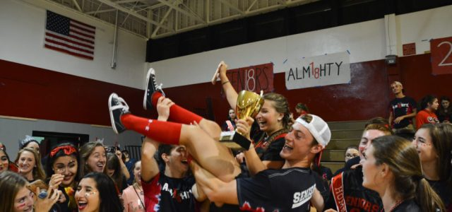 Class of 2018 takes home the trophy at Crazy Feats
