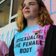 Wesley won't stand for sexual assault: How she plans to educate others about her cause