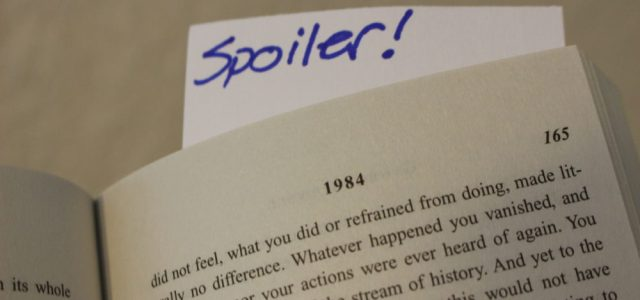 "How to not be ""that guy"": A guide to spoiler alerts"