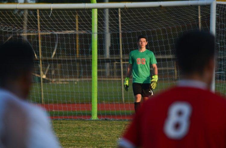Boys Varsity Soccer: The Cowboys take on St. Thomas