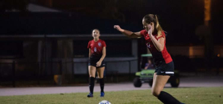 Girls varsity soccer: Lady Cowboys keep undefeated streak going with a 4-0 win against McArthur
