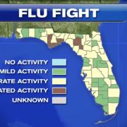 Flu virus hits the United States, Florida hard