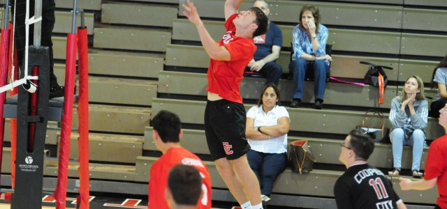 Boys varsity volleyball: Cowboys beat Nova in first game of the season