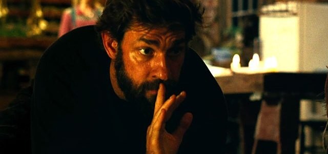 """A Quiet Place"": The terrifying silence"