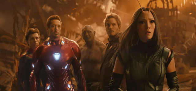 """Infinity War"" is ten years worth of awesome"