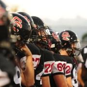 Cowboys vs Falcons varsity football 24-20