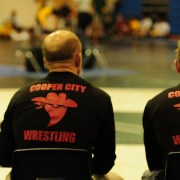 Cowboys tackle the competition: Varsity wrestling has their first meet
