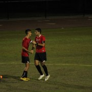 Boys varsity soccer: A win and two losses