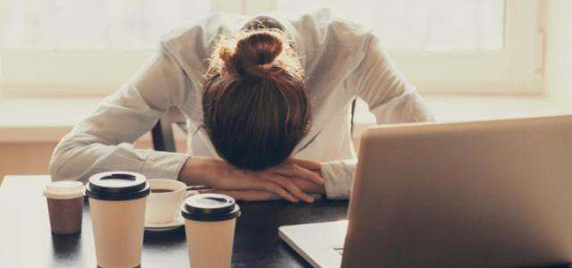 Over-caffeinated and overworked: Students are not getting the rest they need