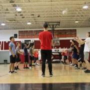 Volleyball and lacrosse tryouts: Cowboys warm up for the coming seasons