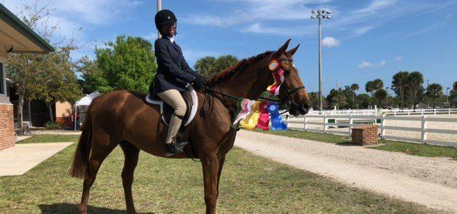 Horseback riding: A popular sport receiving little recognition
