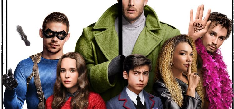 """The Umbrella Academy"": A tale of destructive, super siblings destined to save the planet despite their troubled pasts and odd-ball powers"