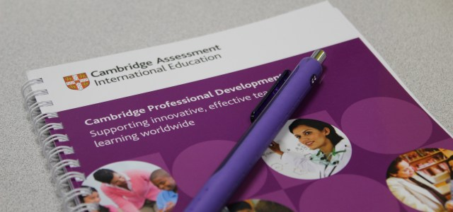 The Cambridge Program: AICE Cambridge classes are being offered at CCHS