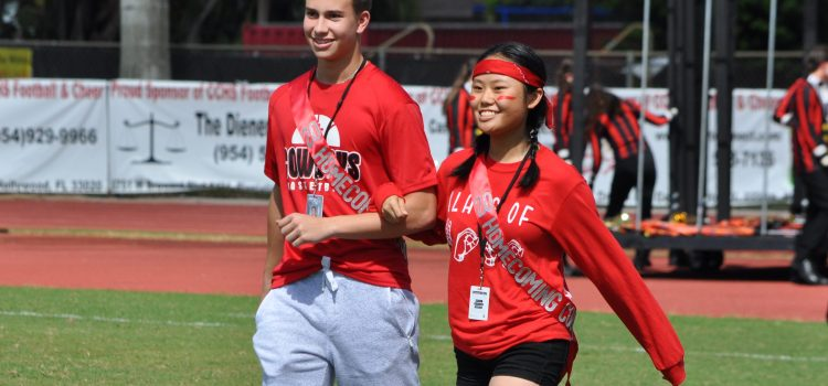 """An all-inclusive homecoming: Students can now run for homecoming court as """"duos"""""""