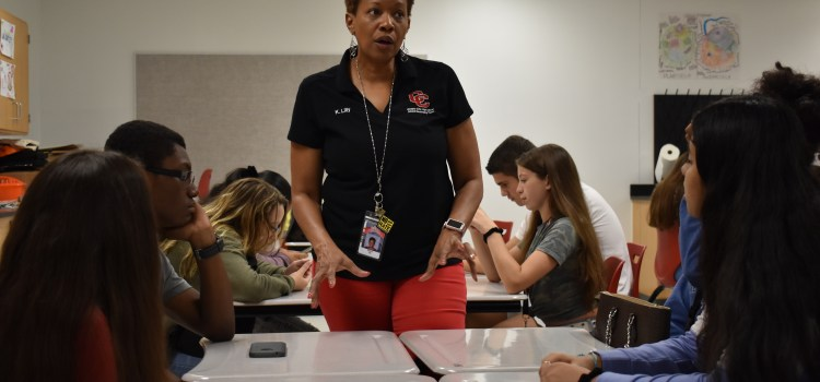 New class alert: CCHS brings back peer counseling course