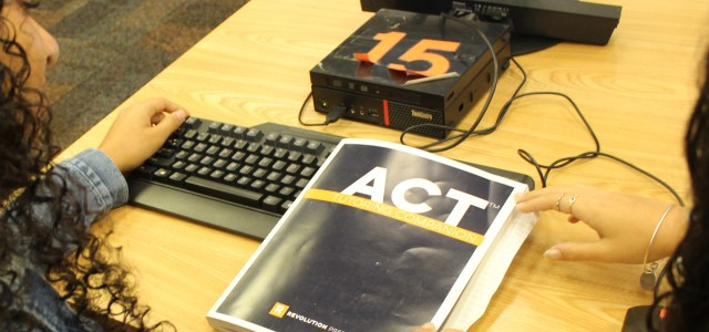 A glimpse into the future of testing: The ACT announces changes