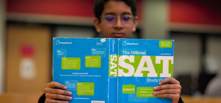 The SAT prep struggle: Students who cannot afford SAT prep courses are at a disadvantage