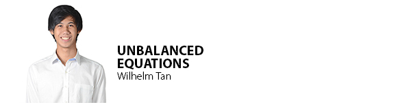 Wllhelm Tan - Unbalanced Equations